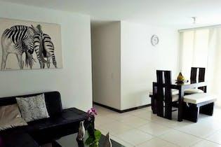 Apartamento en La Cuenca, Envigado - 63mt, tres alcobas, balcón