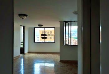 Apartamento en Calazans, La America - 62mt, dos alcobas, balcón
