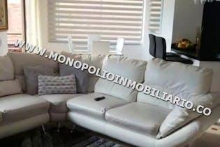 Apartamento Duplex en Aves Maria, Sabaneta - Tres alcobas- 115m2