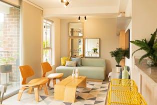 Proyecto nuevo en Reserva Serrat - Origen, Apartamentos nuevos en Calasanz con 3 habitaciones