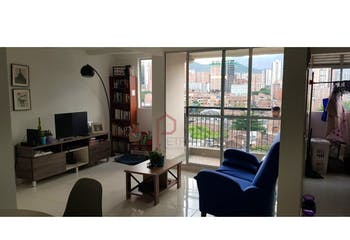 Apartamento en Sabaneta-Aves María, con 2 Habitaciones - 65 mt2.