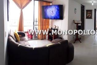 Apartamento en Itagüí-Guayabalia, con 3 Habitaciones - 74 mt2.