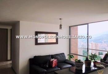 Apartamento en Envigado-La Cuenca, con 3 Habitaciones - 63 mt2.