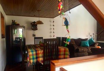 Casa en en Verbenal, Verbenal - 130mt, tres alcobas, chimenea