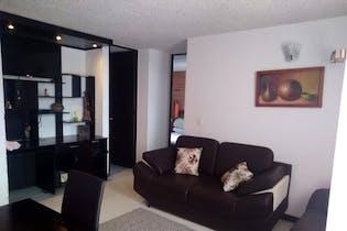 Apartamento en Carimagua I Sector, con 2 habitaciones-47mt2