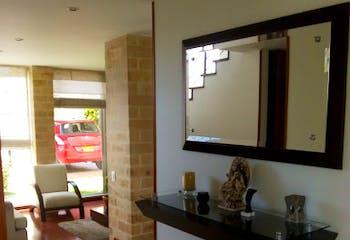 Casa en La Balsa, Chia - 319mt, cuatro alcobas, balcón