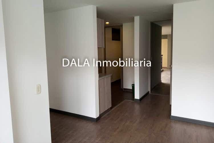 Portada Apartamento en V. Cerca de Piedra, Chia - 67mt, tres alcobas, balcón