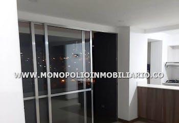 Apartamento en La Estrella-Las Brisas, con 3 Habitaciones - 68 mt2.