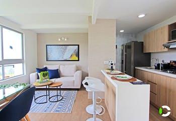 Proyecto de vivienda, Aragua de Primavera, Apartamentos en venta en La Corrala 49m²