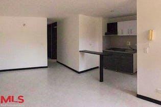 Apartamento en Estrellas del Sur, La Estrella - 69mt, tres alcobas, balcón