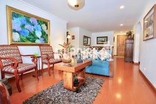 Apartamento en Chico Navarra-Santa Barbara, con 3 Habitaciones - 94 mt2.