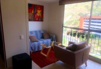 Apartamento en Calasanz, La America - 45mt, dos alcobas