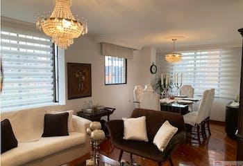 Apartamento en Pasadena-Batán, con 3 Habitaciones - 124.01 mt2.