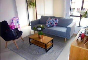 Apartamento en Belén-La Mota, con 3 Habitaciones - 84.35 mt2.