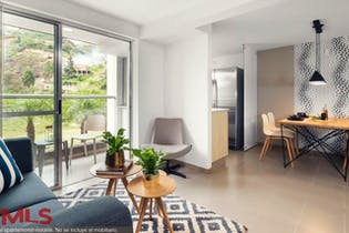 Apartamento en venta en Loma De Los Bernal de 3 hab. con Zonas húmedas...