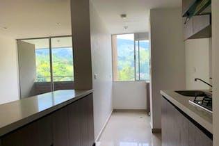 Apartamento en Envigado, El Chingui - tres alcobas, balcón
