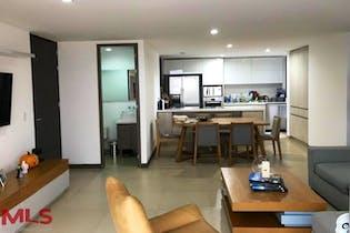 Apartamento en venta en Loma De Las Brujas de 3 alcobas