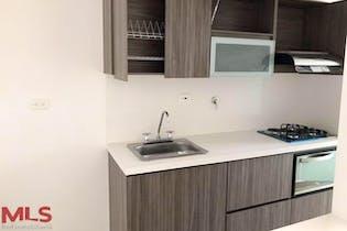 Apartamento en Santa Maria, Itagui - 70mt, tres alcobas