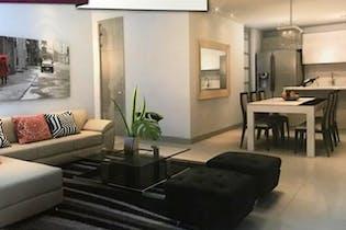 Apartamento en El Esmeraldal, Envigado - 115mt, tres alcobas, balcón