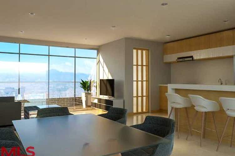 Portada Apartamento en Las Acacias, Laureles - 100mt, tres alcobas, balcón