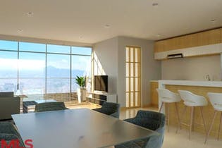 Apartamento en Las Acacias, Laureles - 100mt, tres alcobas, balcón, piso 8