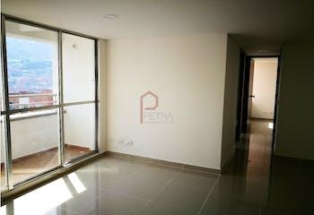 Apartamento de 64m2 en La Gabriela, Bello - con tres habitaciones
