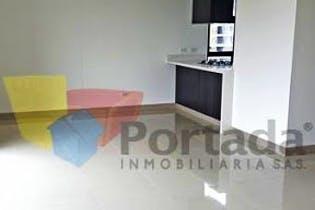 Apartamento en Zuñiga, Envigado - 75mt, una alcoba, balcón