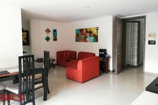 Apartamento en San Joaquín, Laureles - 87mt, tres alcobas, balcón