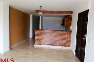 Apartamento en La América, La America - 89mt, tres alcobas, balcón