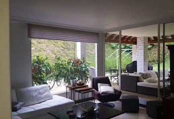 Casa en San Lucas, Poblado - 264mt, tres alcobas, terraza