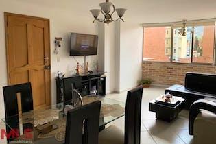 Apartamento en La Castellana, Laureles - 78mt, tres alcobas