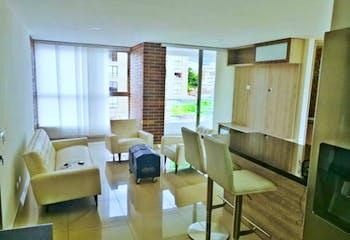 Apartamento en Laureles, Laureles - 70mt, dos alcobas, balcón