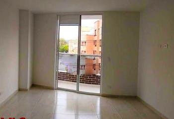 Apartamento en venta en La Floresta 73m² con Balcón...