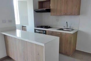 Apartamento en San German, Robledo - 70mt, tres alcobas, balcón