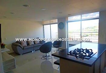 Apartamento duplex en Barrio Obrero, Bello - Tres alcobas