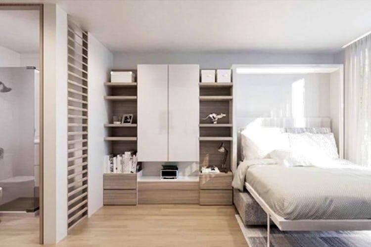 Portada Adn Castellana, Apartamentos nuevos en venta en La Castellana con 1 habitacion