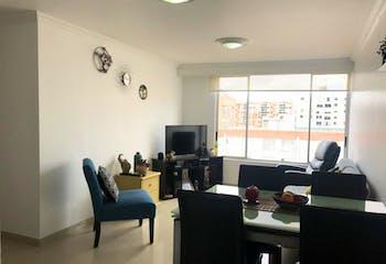 Apartamento en San Cristobal Norte-Santa Teresa, con 3 Habitaciones - 88 mt2.