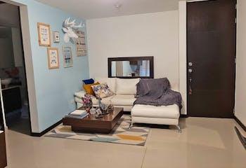 Apartamento en La Mota, Belen - 68mt, tres alcobas, balcón