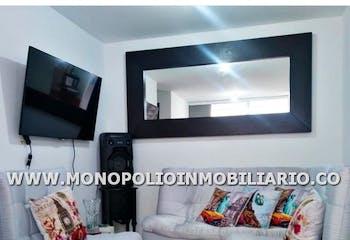 Apartamento en Barrio Perez, Bello - Tres alcobas- con 60mt2