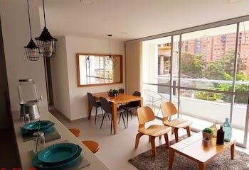 Apartamento en Cañaveralejo, Sabaneta - 64mt dos alcobas, balcón