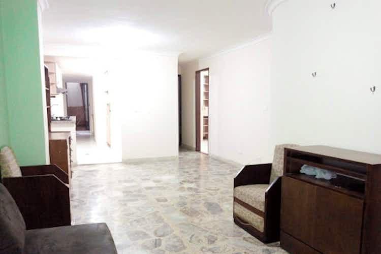 Portada Apartamento en  laureles, con 3 habitaciones-100mt2