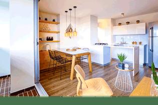 Apartamento en venta en Aves María con Jardín...