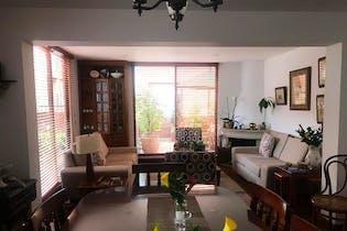 Apartamento en venta en Chicó Navarra 134m² con Jardín...