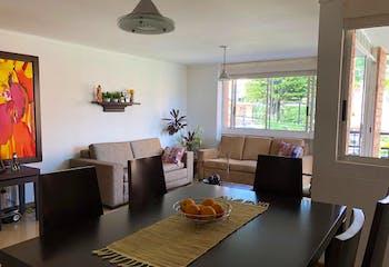 Apartamento en El Poblado-La Loma del Indio, con 3 Habitaciones - 100 mt2.