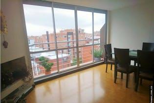 Apartamento en Bogotá-Belmira, con 3 Habitaciones - 102 mt2.