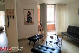 Apartamento en La Castellana, Laureles - 85mt, dos alcobas, balcón