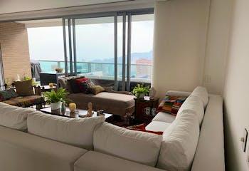 Apartamento en El Poblado-El Tesoro, con 3 Habitaciones - 228 mt2.