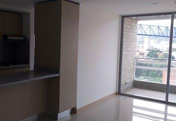 Apartamento en Naranjal, Estadio - 73mt, dos alcobas, balcón