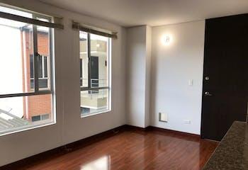 Apartamento en venta en Casco Urbano Chía de 44m²