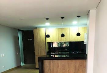 Apartamento en Rosales, Chico - 87mt, duplex, una alcoba